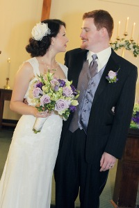 Yep, I got married to my Boaz.  August 6, 2011.
